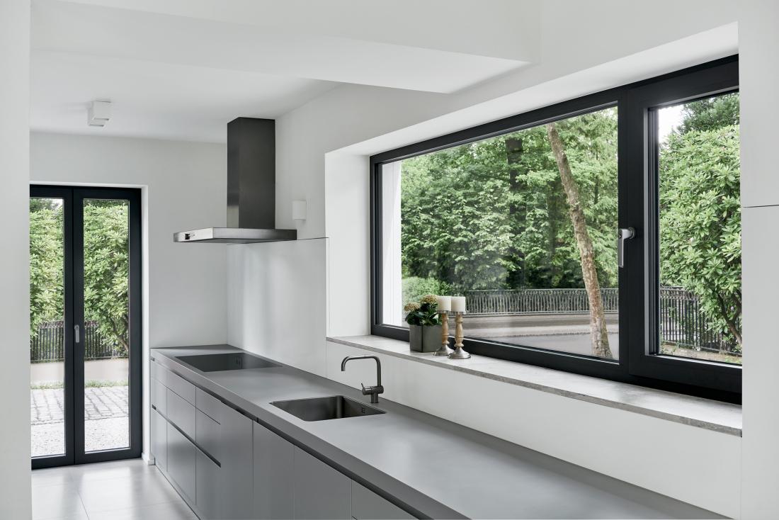 INNOVALU - Conception, fabrication et pose de fenêtres aluminium sur mesure à Limoges