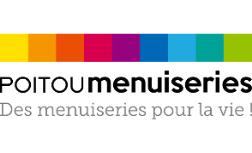 Logo Poitou Menuiseries