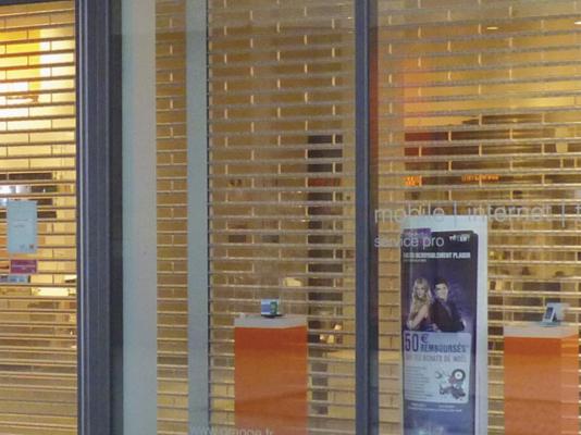 INNOVALU - Pose de rideaux métalliques sur mesure pour les professionnels à Limoges